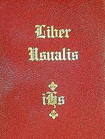 Liber Usualis (1961)