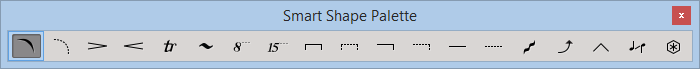 Smart Shape Palette